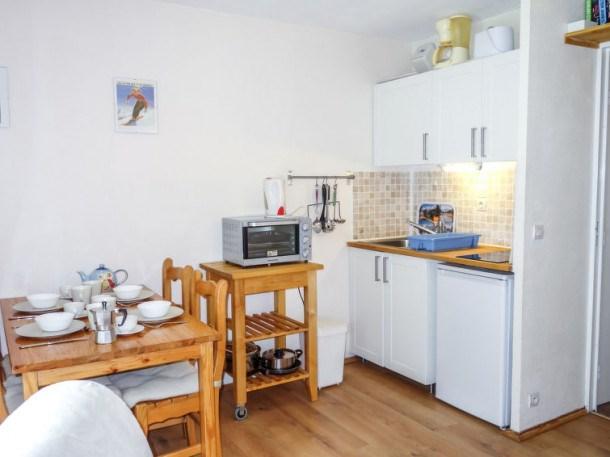 Location vacances Les Contamines-Montjoie -  Appartement - 4 personnes - Télévision - Photo N° 1