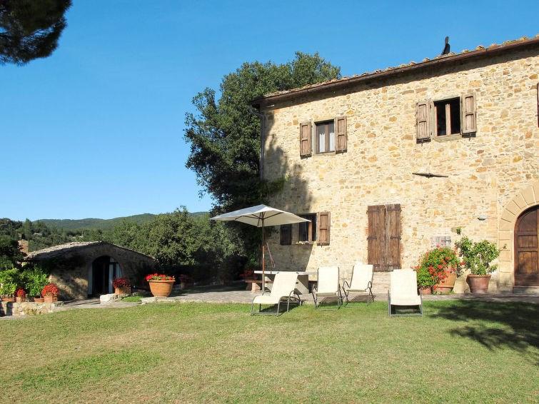 Studio pour 4 personnes à Castellina in Chianti