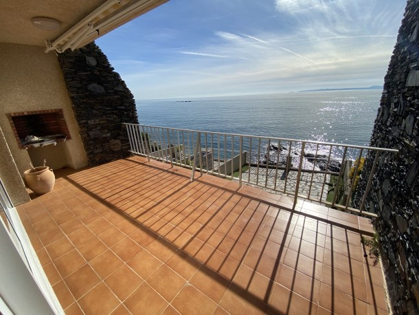 Location vacances Rosas -  Appartement - 5 personnes - Barbecue - Photo N° 1