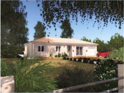 Maison  3 pièces + Terrain 841 m² Blaye-les-Mines par TRADICONFORT 81