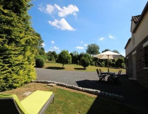 Location vacances Montreuil-sur-Lozon -  Maison - 4 personnes - Barbecue - Photo N° 1