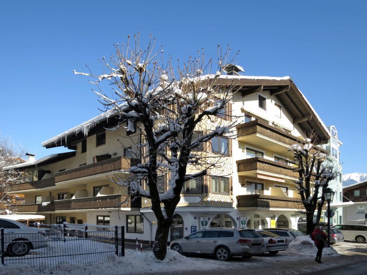 Location vacances Zell am See -  Appartement - 4 personnes -  - Photo N° 1