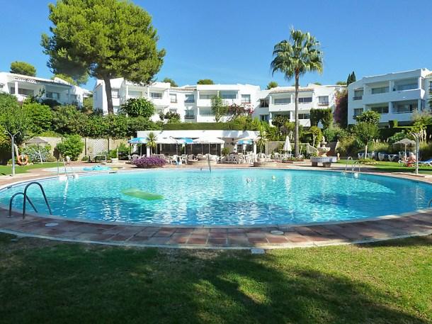 Location vacances Mijas -  Appartement - 5 personnes - Lecteur DVD - Photo N° 1