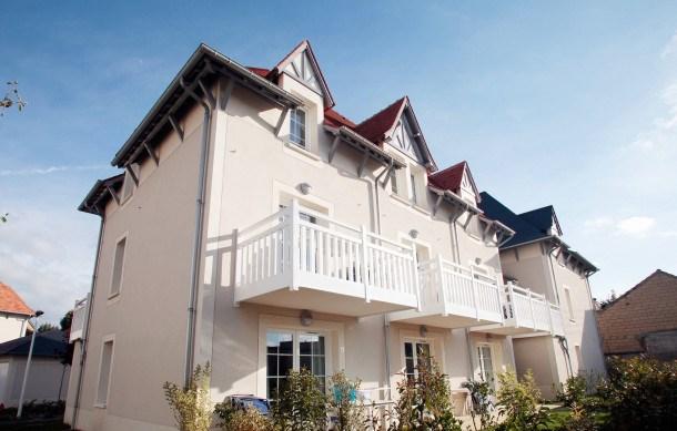 Location vacances Cabourg -  Appartement - 4 personnes - Congélateur - Photo N° 1