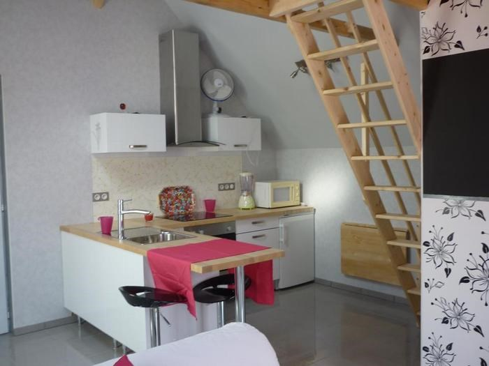 Location vacances Oberhaslach -  Appartement - 4 personnes - Barbecue - Photo N° 1