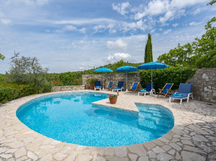 Location vacances Castellina in Chianti -  Maison - 8 personnes -  - Photo N° 1
