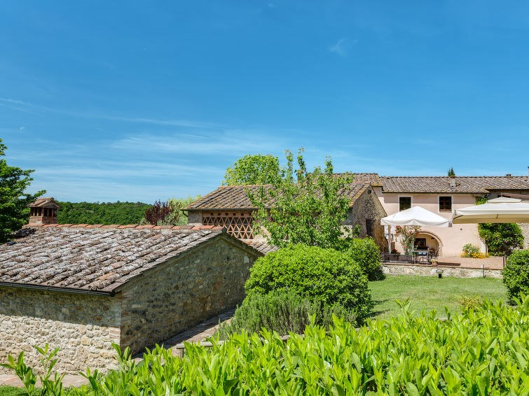 Location vacances Colle di Val d'Elsa -  Maison - 3 personnes -  - Photo N° 1