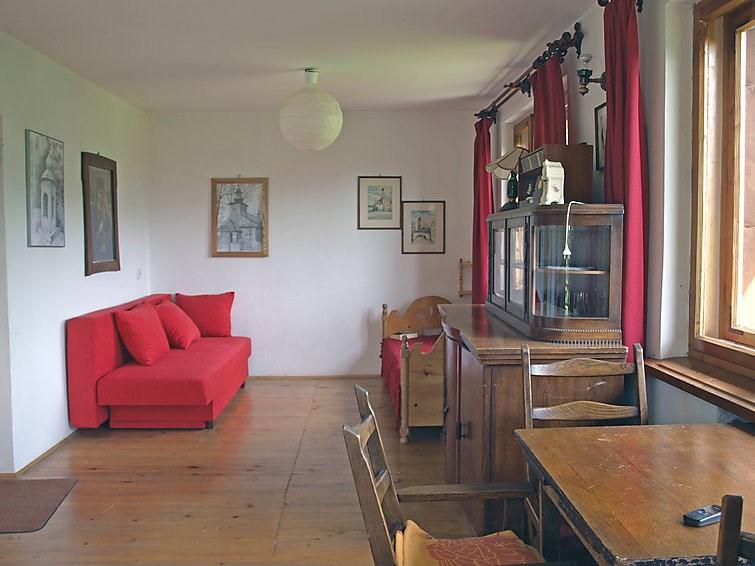 Appartement pour 3 personnes à Kasinka Mala