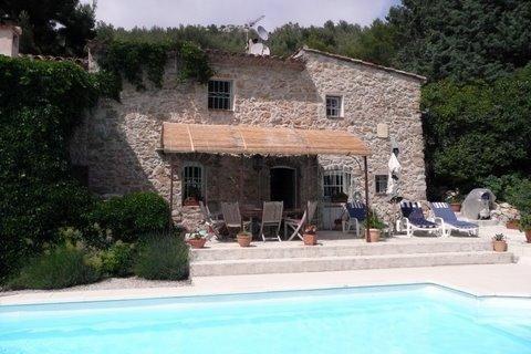 Holiday rentals Évenos - House - 8 persons - BBQ - Photo N° 1