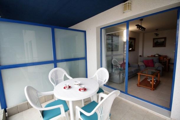 Location vacances la Vila Joiosa -  Appartement - 6 personnes - Télévision - Photo N° 1