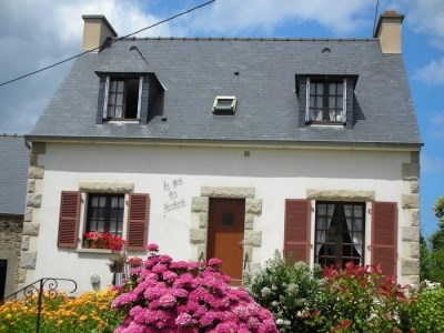 Holiday rentals Saint-Cast-le-Guildo - Cottage - 8 persons - BBQ - Photo N° 1