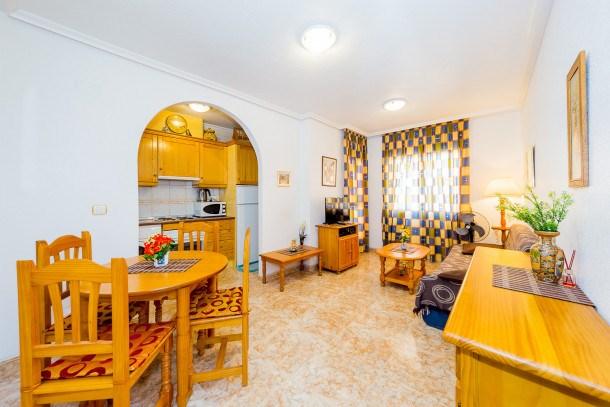 Location vacances Torrevieja -  Appartement - 5 personnes - Télévision - Photo N° 1