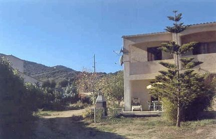 Appartement pour 4 pers. avec parking privé, L'Île-Rousse