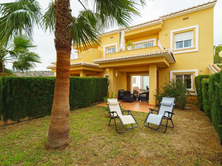 Location vacances Teulada -  Appartement - 4 personnes -  - Photo N° 1
