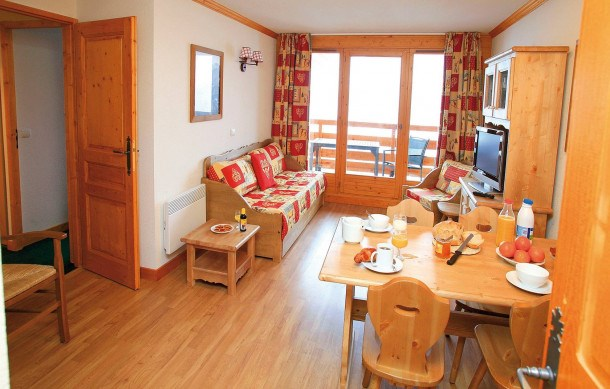 Location vacances Valloire -  Appartement - 8 personnes - Congélateur - Photo N° 1