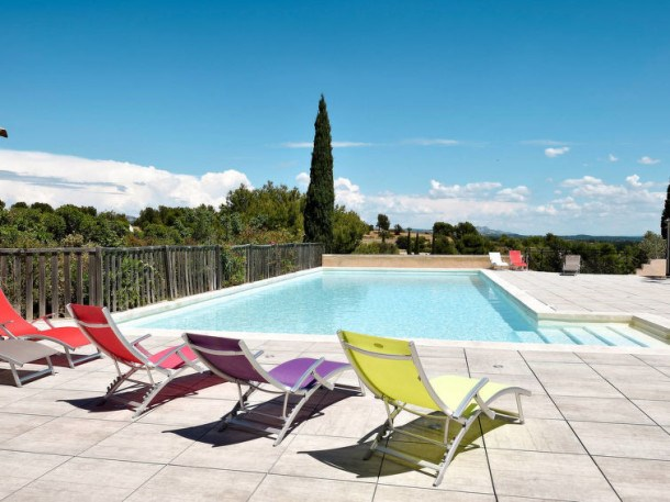Location vacances Maussane-les-Alpilles -  Appartement - 6 personnes - Barbecue - Photo N° 1