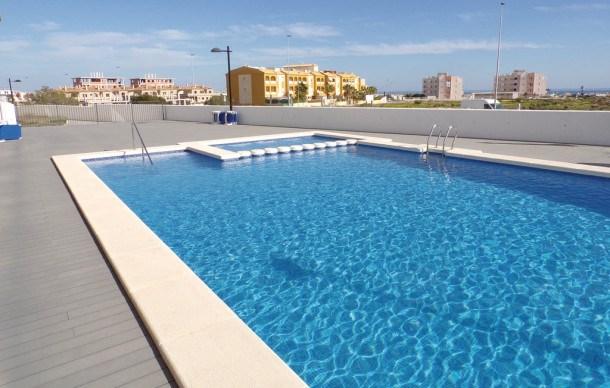 Location vacances Orihuela -  Appartement - 4 personnes - Télévision - Photo N° 1