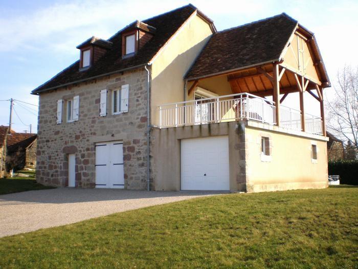 Alquileres de vacaciones Puy-d'Arnac - Casa - 5 personas - BBQ - Foto N° 1