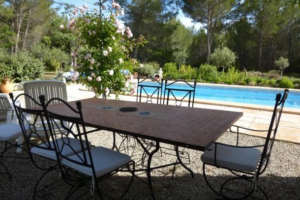 Location vacances Lambesc -  Maison - 4 personnes - Barbecue - Photo N° 1