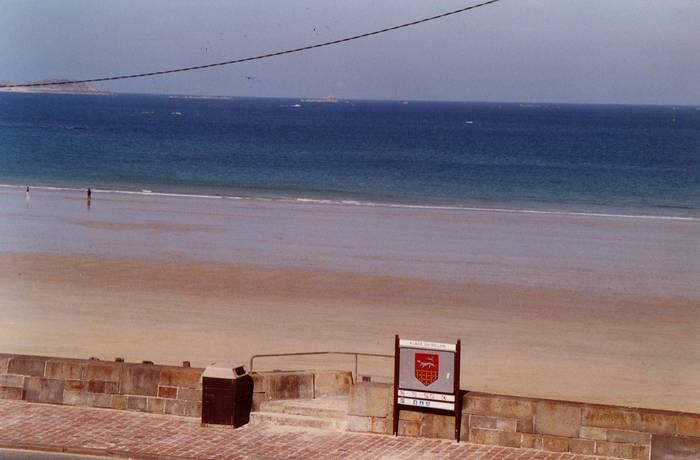 Holiday rentals Saint-Malo - Apartment - 6 persons - BBQ - Photo N° 1