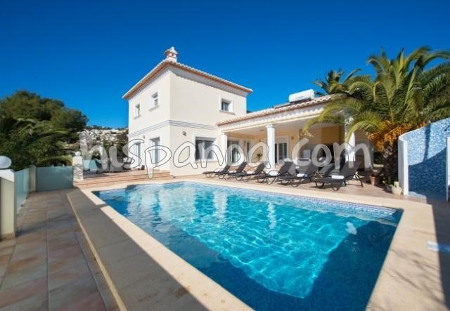 Location vacances Teulada -  Maison - 10 personnes - Barbecue - Photo N° 1