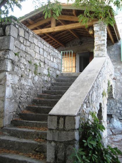 Holiday rentals Saint-Alban-Auriolles - House - 12 persons - BBQ - Photo N° 1