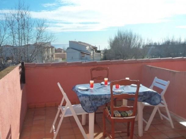 Appartement avec terrasse plein sud