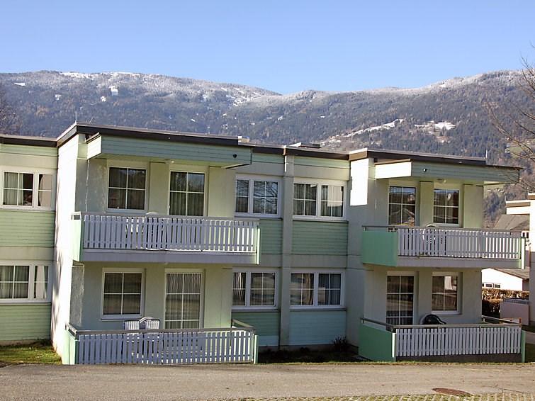 Appartement pour 2 personnes à Ossiach