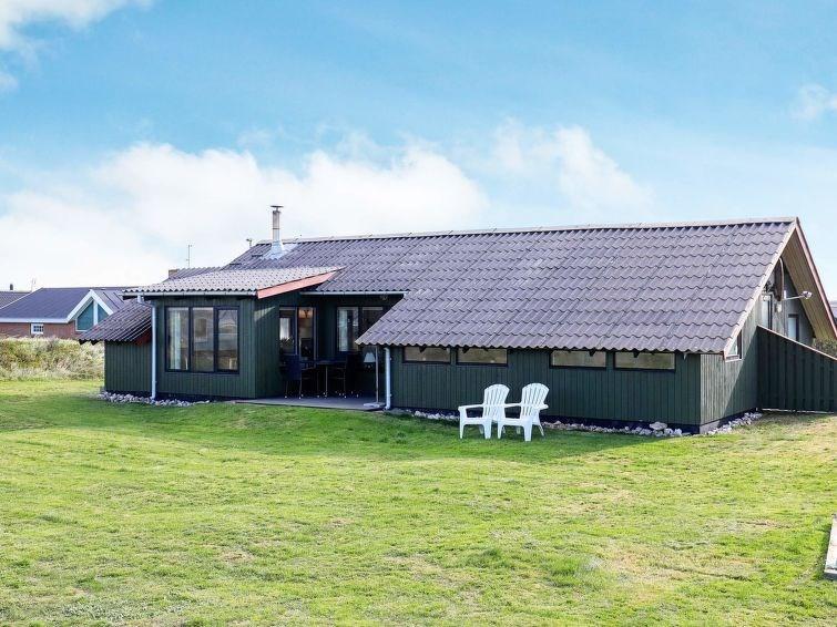 Studio pour 4 personnes à Harboøre
