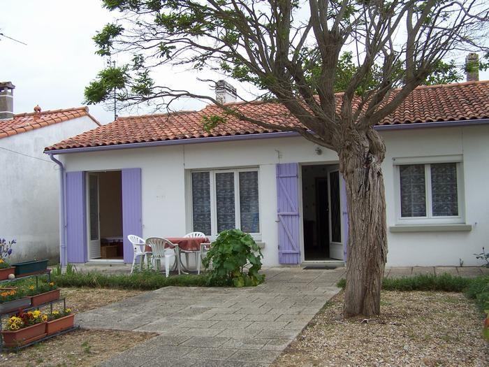 Alquileres de vacaciones Meschers-sur-Gironde - Casa - 5 personas - BBQ - Foto N° 1