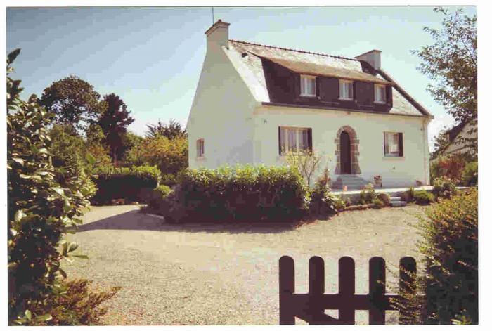 house southern list finistère between bénodet fouesnant