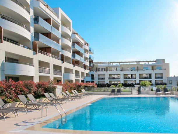 Location vacances Cagnes-sur-Mer -  Appartement - 4 personnes - Billard - Photo N° 1