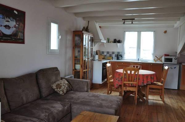 Location Appartement Capbreton Landes. 3 personnes dès 700 euros par semaine