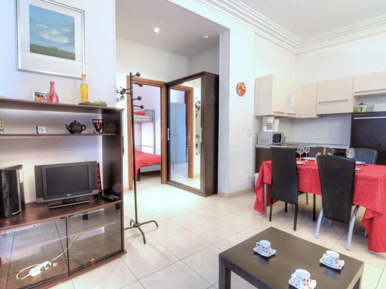Location vacances Nice -  Appartement - 6 personnes - Cour - Photo N° 1