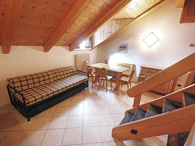 Appartement pour 3 personnes à Canazei