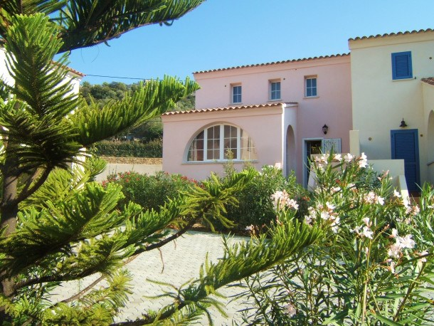 Location vacances Santa-Reparata-di-Balagna -  Maison - 4 personnes - Chaise longue - Photo N° 1