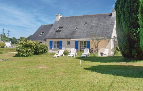 Location vacances Mûr-de-Bretagne -  Maison - 9 personnes - Barbecue - Photo N° 1