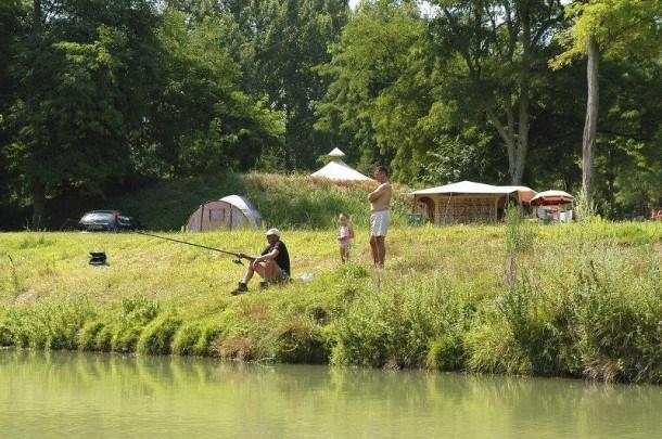 Camping La Bastide - Cottage