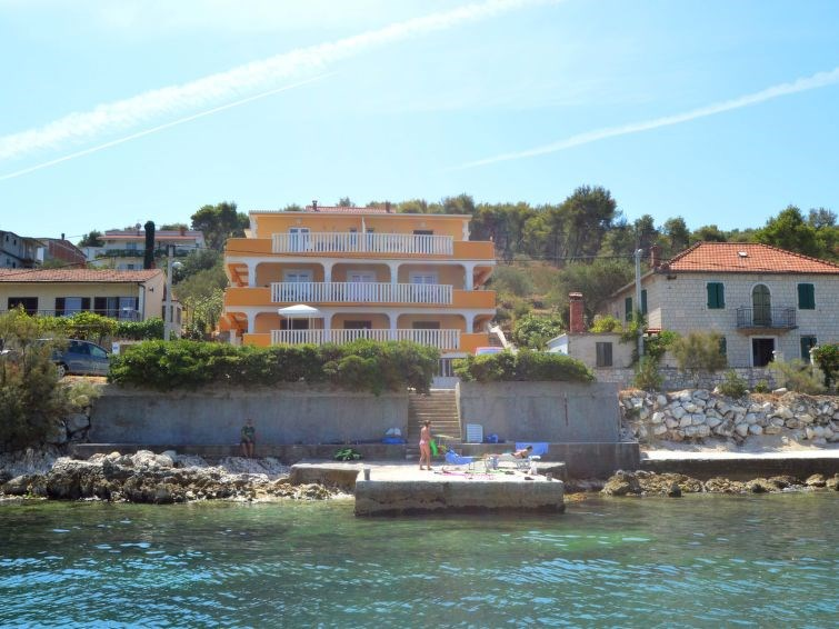 Location vacances Arbanija -  Appartement - 4 personnes -  - Photo N° 1