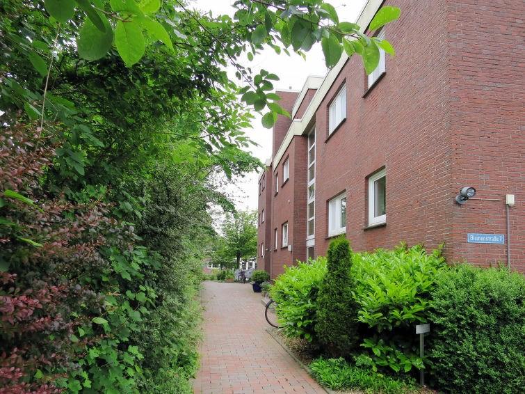 Appartement pour 3 personnes à Hooksiel