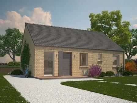 Maison  5 pièces + Terrain 636 m² Steenvoorde par Maisons Phénix Dunkerque