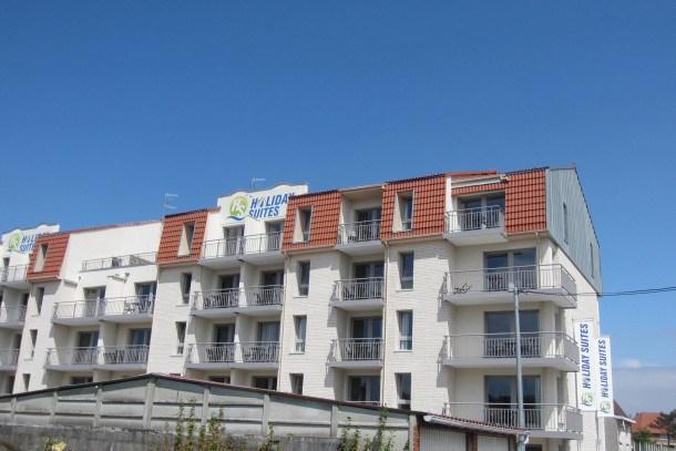 Location vacances Bray-Dunes -  Appartement - 5 personnes - Télévision - Photo N° 1