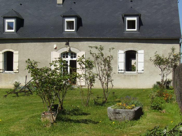 Appartement dans maison en pierre pour 5 personne(s)