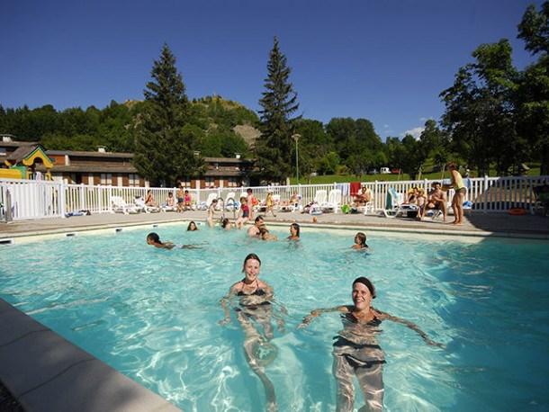 Location vacances Saint-Julien-Chapteuil -  Appartement - 5 personnes - Télévision - Photo N° 1