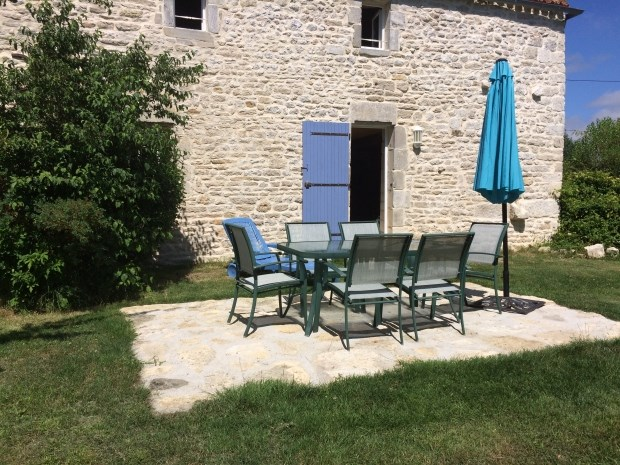 Holiday rentals Saint-Agnant - Cottage - 8 persons - BBQ - Photo N° 1