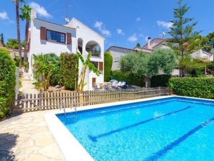 Location vacances Calafell -  Maison - 8 personnes - Barbecue - Photo N° 1