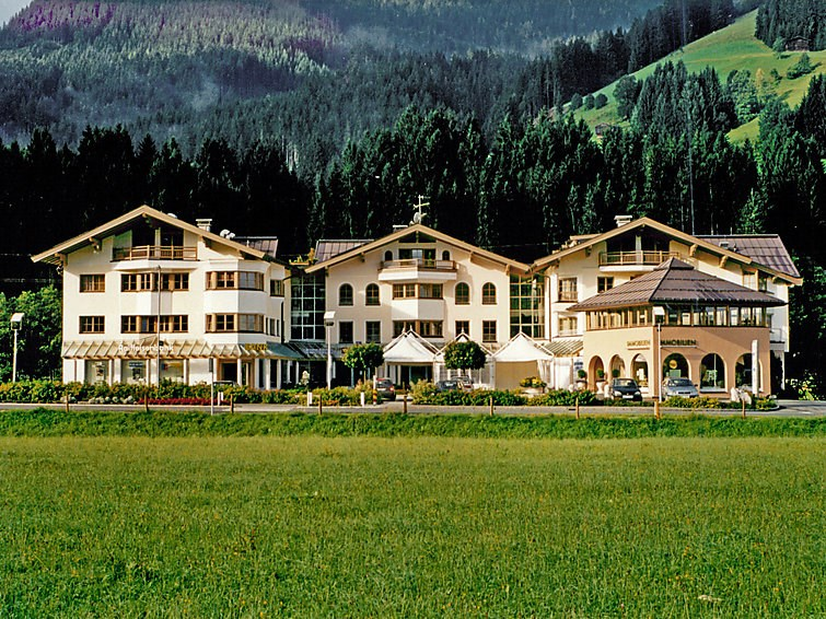 Appartement pour 2 personnes à Kitzbühel