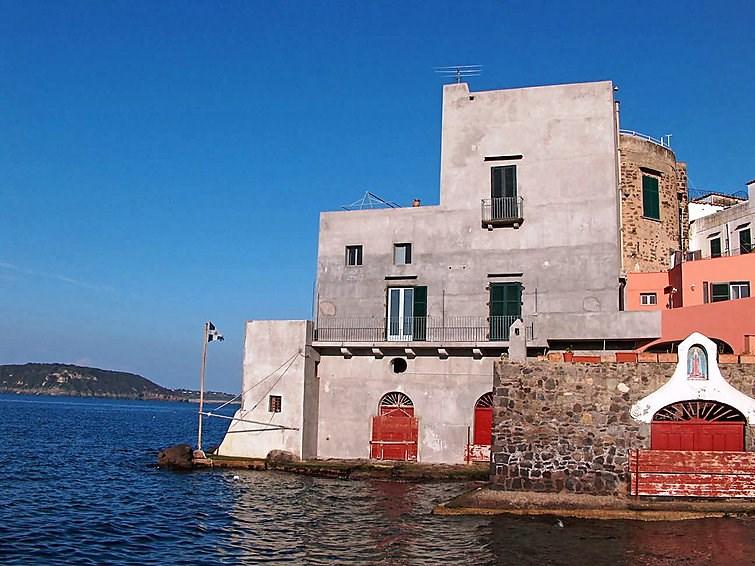 Appartement pour 4 à Ischia Ponte