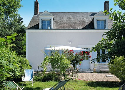 Holiday rentals Mesland - Cottage - 10 persons - BBQ - Photo N° 1