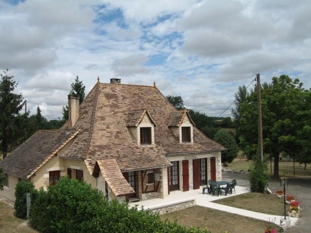 Location vacances Saint-Quentin-du-Dropt -  Gite - 8 personnes - Barbecue - Photo N° 1